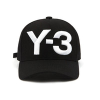 Wholesale pure spring hats for sale - Group buy Fashion Y Pure Cotton Peaked hip hop Baseball Caps Embroidered Letter Adjustable men women Casual Snapbacks Sport visor gorras hats