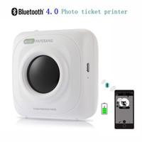 en iyi akü telefonları toptan satış-En çok satan Taşınabilir Bluetooth Yazıcı KAĞIT P1 Fotoğraf Baskılı Telefon Kablosuz Bağlantı Yazıcı 1000 mAh Lityum-iyon Pil