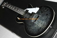 Wholesale cheap guitar strings china - Wholesale New Arrival Gray Burst Custom Electric Guitar From China High Cheap