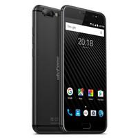 Wholesale tri sim cards - Ulefone T1 5.5 Inch 6GB RAM 128GB ROM Smartphone Android7.0 Octa Core 4G Helio P25 Smartphone Fingerprint phone Dual Rear Cameras