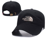 Wholesale caps for sale - Group buy 2019 Good Fashion North brand Face hat Dad Hat hiphop golf polose baseball caps for men and women