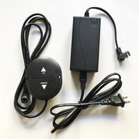 ingrosso interruttore lcd-TV LCD di fascia alta Schermo motorizzato Meccanismo di sollevamento motorizzato Up Down Pannello di controllo 29V1.8A Alimentatore switching Alimentatore Standard americano Spina cavo