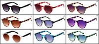 Wholesale Flower Sunglasses - Fashion Sunglasses 2017 HOT Summer Brand Designer sunglasses frosted transparent box bean flower style Sunglasses wholesale