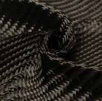 tecidos de fios venda por atacado-Tecido De Fibra De carbono 3 K 2/2 Sarja Tecido 0.28mm Grosso 5 Contagens / cm Pano de Carbono Weave Pano Para O Carro Parte GGA262 10 PCS