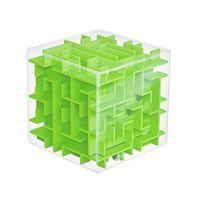 Wholesale Red Developments - 2017 Hot Sale Children's Puzzle Magic Maze Money Cans Intellectual Development 3d Three-dimensional Maze Cube Toys Puzzle Box