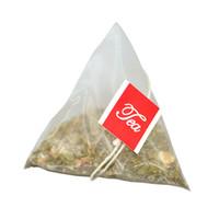 кухонная нить оптовых-6.5*8 см пустые одноразовые чайные пакетики с этикеткой строка нейлоновые фильтры травяной чай Infuser фильтры кухонные гаджеты