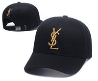 kapaklar en iyi fiyat toptan satış-Promosyon Fiyat Tasarımcı Beyzbol Kapaklar Tasarımcı Şapkalar Şık Beyzbol Şapka Kutusu Logosu Kap Lüks Erkek Şapkalar Kanada En Iyi Snapback Caps 033