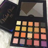 violette lidschatten großhandel-2018 HEISSE NEUE Make-up Violet Voss Holy Hashtag Pro Lidschatten-Palette REFOR 20 Farbe Lidschatten DHL Versand