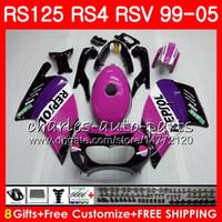 Wholesale aprilia rs4 125 fairing for sale - Group buy RS125R For Aprilia RS HM RSV125R RS4 RS RSV125 R RS125 Fairing Purple black