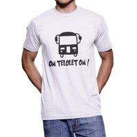 анти-рог оптовых-Om telolet om T-Shirt, смешная детская фраза, спрашивай водителя автобуса