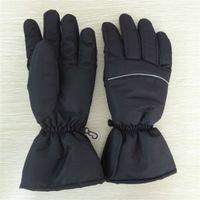 ingrosso guanti invernali adulti-Guanti cinque dita Guanti impermeabili per adulti Sport Outdoor Guanto riscaldato Mitten Winter Warmer Antiscivolo Tenere in caldo 49zc C