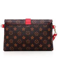 фирменная цветочная сумочка оптом оптовых-Оптовая L главная марка дизайнер сумки женская роскошная сумка AAAAA качество Красный женская сумка цветочный принт Мини сумка