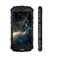 Wholesale Ip68 Mobile Phone - DOOGEE S60 IP68 Waterproof 5.2Inch Smartphone 21MP 6GB RAM 64GB ROM Android7.0 Phone Fingerprint Octa Core Mobile Phone 5580mAh Fast Charg