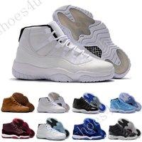 indirimli kadın basketbol ayakkabıları toptan satış-İndirim (11) XI Uzay reçel Legend mavi siyah Kadife 72-10 Basketbol ayakkabı Erkek Spor Koşu ayakkabısı 11 s yetiştirilen bayan Sneakers