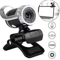 Wholesale 12 webcam for sale - Group buy MIC Clip on design HD Web Megapixels USB Mini Webcam Camera with m cable for Computer PC Laptops