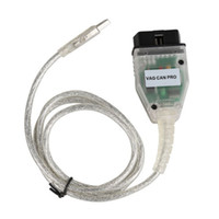 Wholesale can bus skoda - High Quality VAG CAN PRO CAN BUS+UDS+K-line S.W Version 5.5.1 VCP Scanner Diagnostic Cable