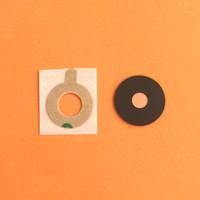 cámara g2 al por mayor-30 unids para G2 D802 D800 D801 trasera cámara trasera lente de vidrio cubierta con piezas de reparación adhesiva