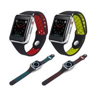 мобильные телефоны оптовых-M3 Smart Wrist Watch Smart Watch с 1,54-дюймовым сенсорным ЖК-экраном для Android Часы Smart SIM Интеллектуальный мобильный телефон с розничной коробкой