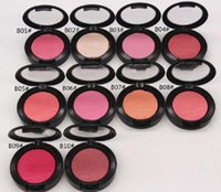 Wholesale name brand makeup free shipping resale online - 10 Lowest first MAKEUP Best Selling Newest Products Brand Mineralize Blush English Name g