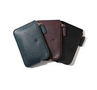 koreanische stil brieftasche großhandel-Frühe Saison kurzen Stil koreanischen Reißverschluss Null Brieftasche Frauen einfache Mini Leder quadratische Tasche