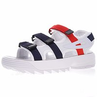 Wholesale sports shoe lovers for sale - Group buy 2019 Men Disruptor2 Sandals Fashion Sports Slippers Trail Outdoor Water Shoes Women Hook loop Lovers Visvim Summer Casual Sneakers Beach Ou