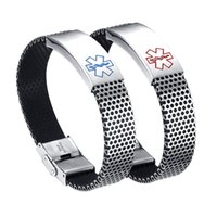 1aa9f7cfcee33 Wholesale Medical Id Bracelets for Resale - Group Buy Cheap Medical ...