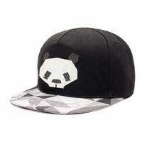 Amantes al aire libre Gorra de béisbol animal Hip-hop Hat Hombre Sra. Panda  lindo Cebra Pingüino Ovejas Sombreros de goma Napback Ala plana Sombrero de  los ... c3c22585873