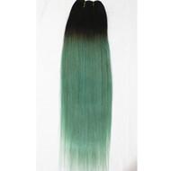 feixes de luz venda por atacado-Extensões magros indianas do cabelo humano das extensões do cabelo dos pacotes 4 pacotes dobram 1B / louro 1B / light-grey 1B / pacotes indianos vermelhos do cabelo 10-18inch