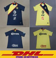 Wholesale wholesale jersey s america - In stock DHL Free shipping the best quality 2018 2019 America soccer jersey free ultra-fast delivery size can be mixed batch S-XXL
