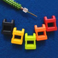 desmagnetizador destornillador al por mayor-Mini - Fast 2 in 1 Magnetizer Demagnetizer Tool Destornillador Magnético Color de alta calidad Enviar aleatorio