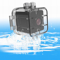 Wholesale waterproof camera hd for sale - SQ12 Waterproof degree Wide angle Lens HD P Wide Angle SQ MINI Camcorder DVR SQ12 Mini Sport Video Camera SQ11 SQ8