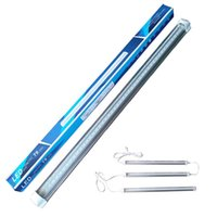 Wholesale t8 blue light - LED Grow Light Full Spectrum for Hydroponic Indoor Plants Growing Veg,Flowering More Light with Less Power Heat T8 Double row tube growth