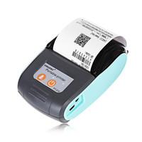 ingrosso bluetooth printer-GOOJPRT PT - 210 58MM Stampante termica Bluetooth Stampante portatile senza fili per Windows Android iOS Mini stampante Bluetooth