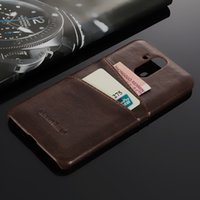 Wholesale Plastic Business Card Cases - For UleFone Power 3 Case Cover For UleFone Power 3S Business Case For UleFone Power Luxury Vintage PU Leather Mobile Phone Bag