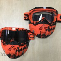 Wholesale green motorbike helmets for sale - Group buy MJMOTO brand new motorcycle glasses windproof man woman universal motorbike helmet goggles dirt bike outdoor sport glasses gafas