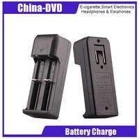 chargeur d4 achat en gros de-18650 Chargeurs de batterie Dual Slots Chargeurs Chargeur universel pour 18650 VTC5 Batterie Vs Nitecore I4 D4 Xtar VC4 NITECORE Chargeur de cigarette électronique