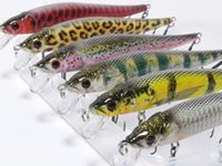 Wholesale sinking minnow lures for sale - wLure Lures per Pack Minnow Fishing Lures RealSkin cm g Weight Transfer System Tight Wobble Slow Sinking HM262SKB