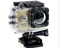 caméras sous-marines achat en gros de-Nouveau SJ4000 1080P Casque Sport DVR DV Vidéo Voiture Cam Full HD DV Action Étanche Sous-Marine 30 M Caméscope Multicolore Top Qualité