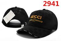 neue designer-hysteresen großhandel-Sommer Mode Baseballmütze Männer Frauen Outdoor Designer Sport Baseballmützen Hip Hop Einstellbare Hysteresen Coole Hüte Neue Lässige Hut