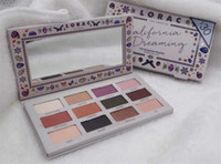 Wholesale Beauty Dreams - Makeup LORAC California Dreaming Eyeshadow Palette Health & Beauty 12 color LOS ANGELES Eye Shadow free DHL