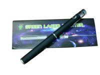 ingrosso modello a puntatore laser verde-Regalo di Natale Puntatore laser verde 2 in 1 Star Cap Pattern 532nm 5mw Penna puntatore laser verde con luce laser caleidoscopio a stella