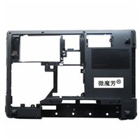 обложка ideapad оптовых-NEW Laptop Bottom Base Case Cover for Lenovo for IdeaPad Y470 Y470P Y471A Y470N D shell