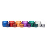 Wholesale glass drip tips for sale for sale - Group buy Colorful Resin Replacement Tube Cap Kit Big Capacity Honeycomb Cobra Drip Tip For Freemax Fireluke Sub Ohm Tank RTA Mesh Glass Tank Hot Sale