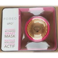 ingrosso maschera di bellezza per il viso-Dispositivo di maschera intelligente termo attivata UFO LED La tecnologia di bellezza rivoluziona le maschere per la cura della pelle