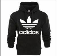 meilleurs manteaux pour hommes achat en gros de-Best-seller Hoodies Sweat-shirts nouvelle marque de mode sport Active Manteaux Vestes À Capuche Sweat-shirts Pour hommes / femmes super S-3XL AD01-002
