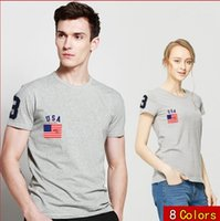 Wholesale Blank Cotton Short Sleeve Shirt - Men T-Shirt Men T-shirt Clothes Blank shirt short Sleeve 2018 Autumn Young Solid T Shirt Big Size Casual Cotton Fashion