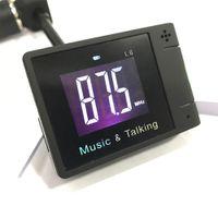 heißer verkaufssender großhandel-2017 heißer verkauf mode Car Kit Freisprecheinrichtung Bluetooth FM Transmitter MP3 Player LCD Display sehr gut