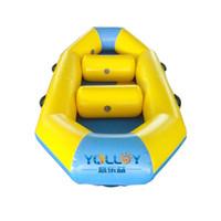 compra de juguetes al por mayor-Embarcación flotante portátil 3 * 2m 2.2 * 1.2m Embarcación a la deriva de 3 * 1.2 m CE EN71 safty boat