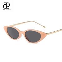 Compre por atacado Óculos De Sol Branco Laranja Online da China ... cc0478513f