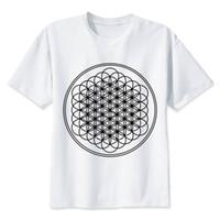 Wholesale Pretty Males - bring me the horizon t-shirt men fashion design pretty print Tshirt male white slim straight tshirts o-neck t shirt tops MR18